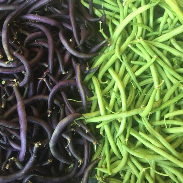 Bio Zöldbab (250g)