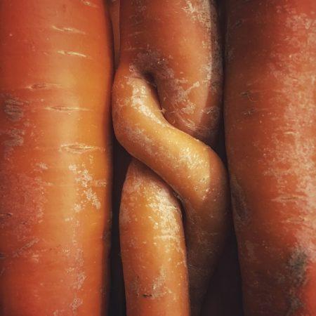 Organic carrots (kg)
