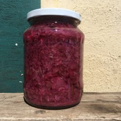 Organic Purple Cabbage (pc)