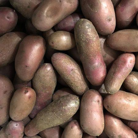 Organic Salad Potatoes - Yellow (500g)