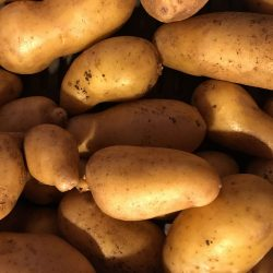 Organic Potatoes (Yellow) (kg)