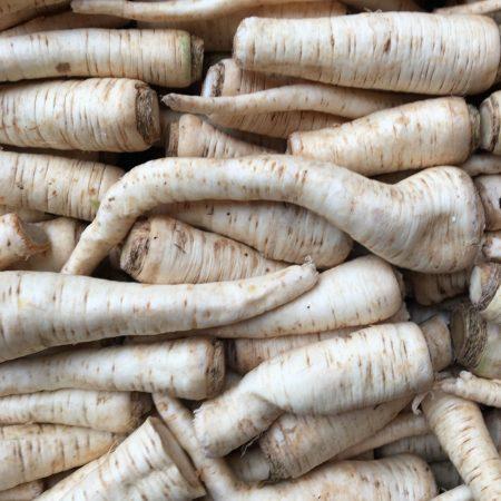 Organic Parsley Root (fresh) (bun)